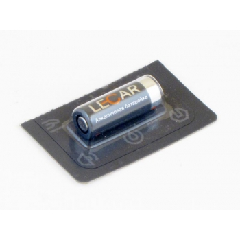 Высоковольтные батарейки LECAR 23А (5 шт., каждая в отрывном блистере)   LECAR000073106