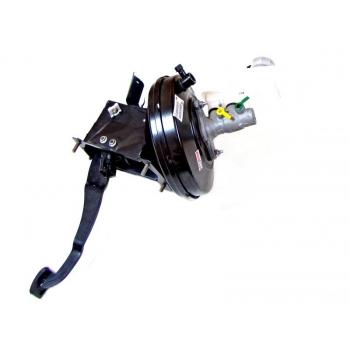Вакуумный усилитель в сборе с педалью(TRW)21710350400650