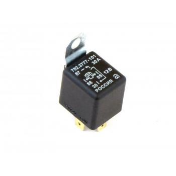Реле 752.3777-121 (контакты AgSnO2) с кронштейном   21230374721000