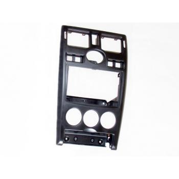 Накладка консоли панели приборов черная(двухдиновая)21710532601400