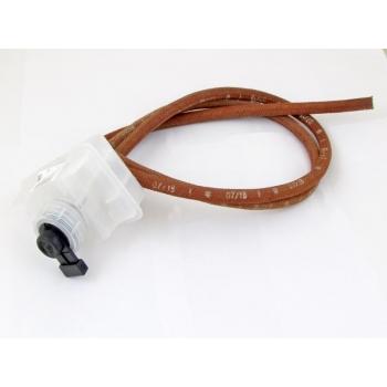 Бачок главного цилиндра тормозов со шлангами21214350509600