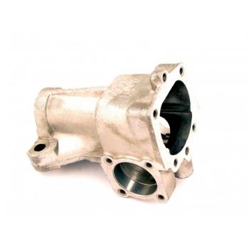 Картер рулевого механизма со втулками вала сошки   21010340101000