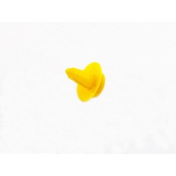 Kнопка крепления обивки двери(желтая,увеличенный диаметр)   21700610205320