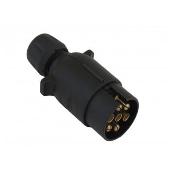 Вилка тягово-сцепного устройства(фаркопа) с пыльникомLECAR000040605